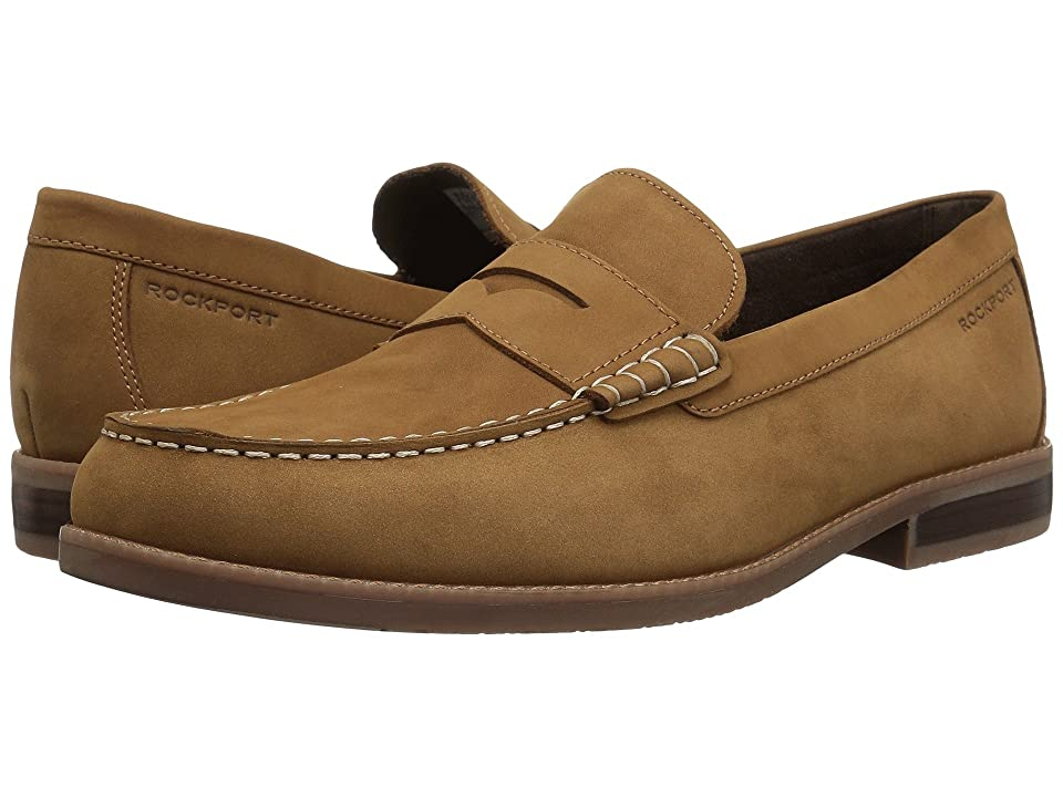 Rockport Cayleb Penny (Toffee) Men