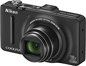 Nikon Coolpix S9300 Digitalkamera (16 Megapixel, 18-fach opt. Zoom, 7,5 cm (3 Zoll)..