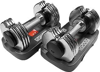 Bayou Fitness Adjustable Dumbbell
