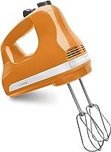 Best tangerine kitchenaid hand mixer Reviews