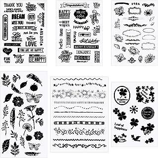 Mason Row XL-58000 36-Piece Uppercase Alphabet Clickable Bodoni Font Stamp Set