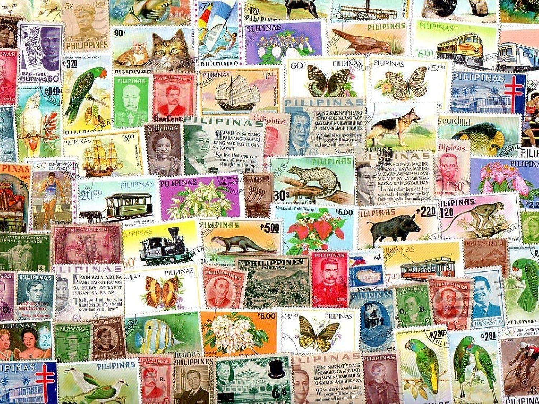 comprar descuentos Pghstamps Filipinas 1200 Colección de de de Diferentes Sellos para coleccionistas  se descuenta