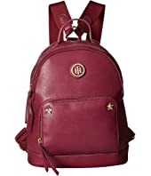 Tommy Hilfiger - Emmeline Smooth PVC Backpack
