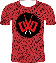 Chad Wild Clay Shirt for Kids Girls Youth 3D Graphic Printed Boys Fashion Tshirts Short Sleeve Tops