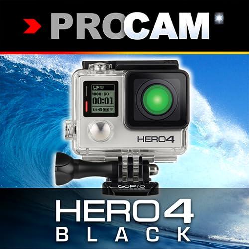 ProCam Hero 4 Black