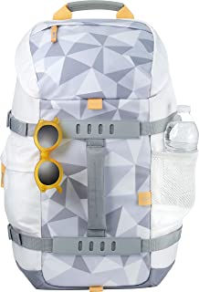 HP 15.6 Odyssey Facet White Backpack