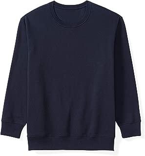 Men's Big & Tall Crewneck Fleece Sweatshirt fit by DXL