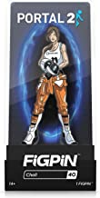 FiGPiN Portal 2: Chell - Collectible Pin with Premium Display Case