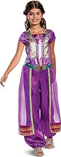 Disney Princess Jasmine Aladdin Girl'S Costume, Purple