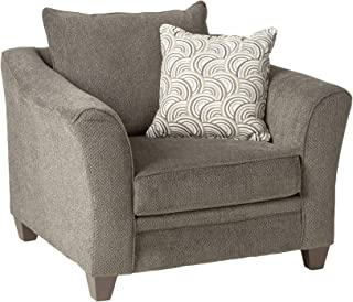 Simmons Upholstery Albany Chair, Over Scaled