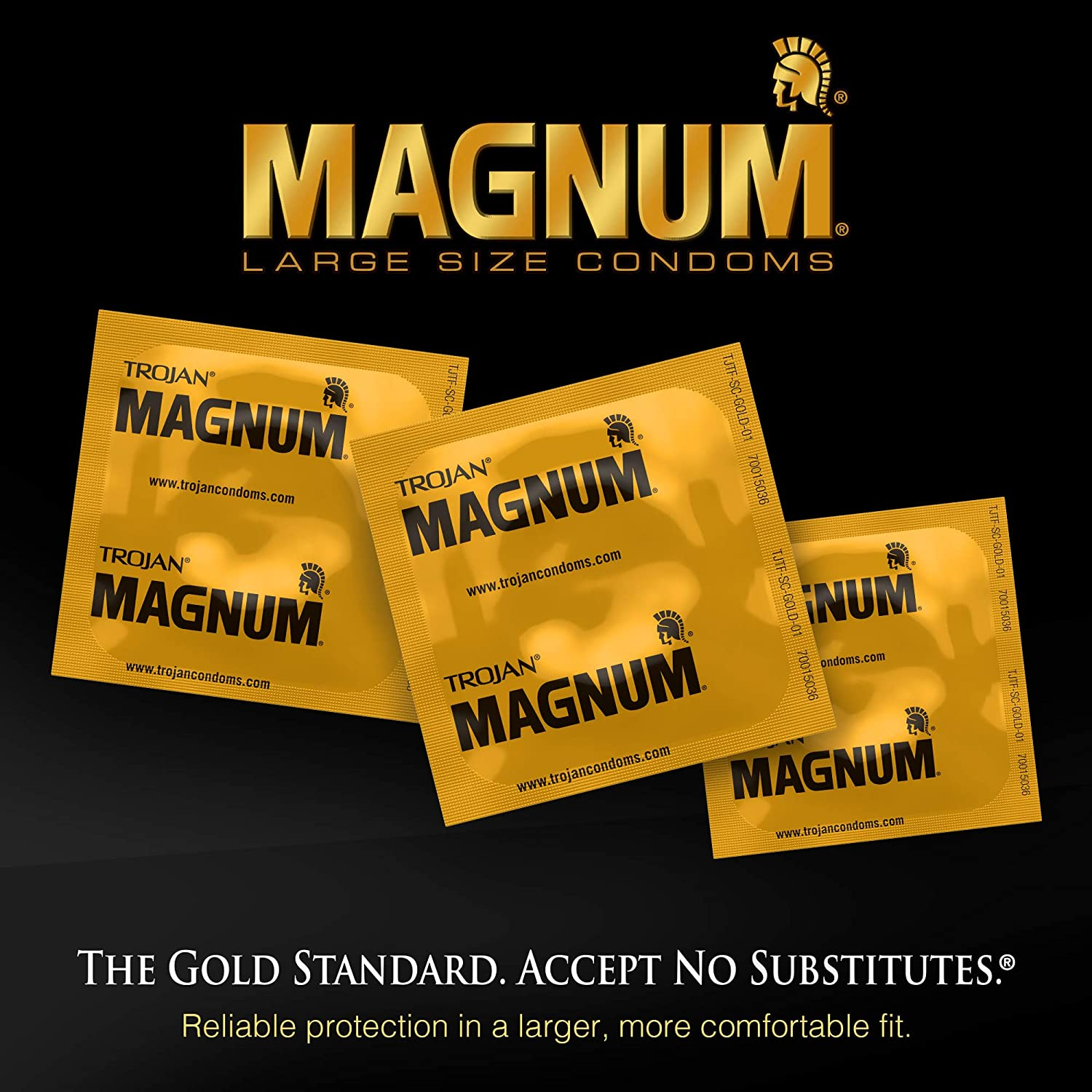 Do you condoms to be for big how need magnum Condom Sizes: