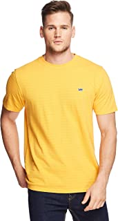 Lee Mens STRIPE T Men's T-Shirts