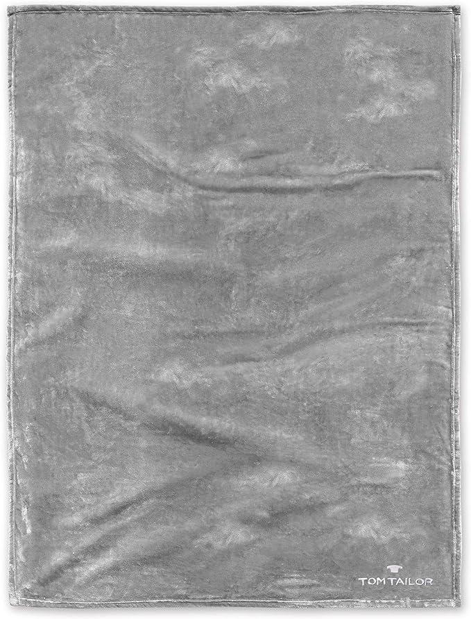 Tom Tailor Mara Blanket Black
