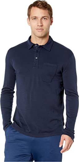 Merino 250 Long Sleeve Polo