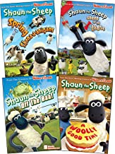 The Shaun the sheep collection #1 (Spring Shenanigans, Sheep on the Loose, Off the Baa!, A Wollygood Time)