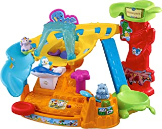 VTech ZoomiZoos Water Park Interactive Animal Baby Play Set, Educational Toys for Babies to Learn Animals, Sounds and Numb...