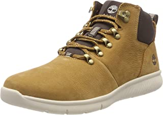 Timberland Boltero Leather Hiker, Sneakers Montantes Homme