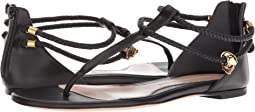 Alexander McQueen Strappy Leather Sandals