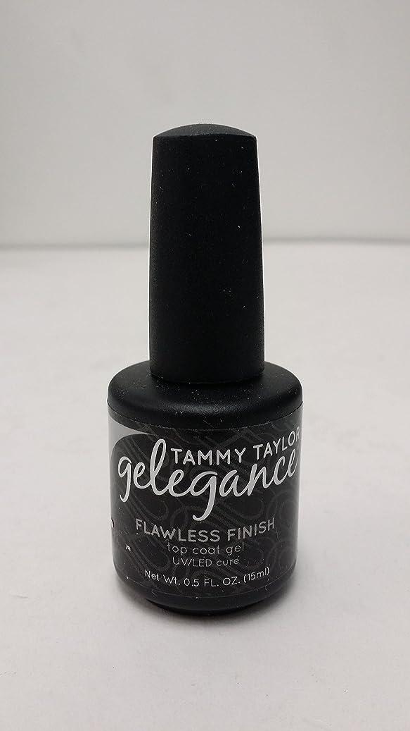 設計確立します選択するTammy Taylor - Gelegance Flawless Finish - 0.5 Oz / 15 mL