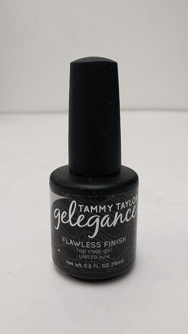 地元ひねくれた接続詞Tammy Taylor - Gelegance Flawless Finish - 0.5 Oz / 15 mL