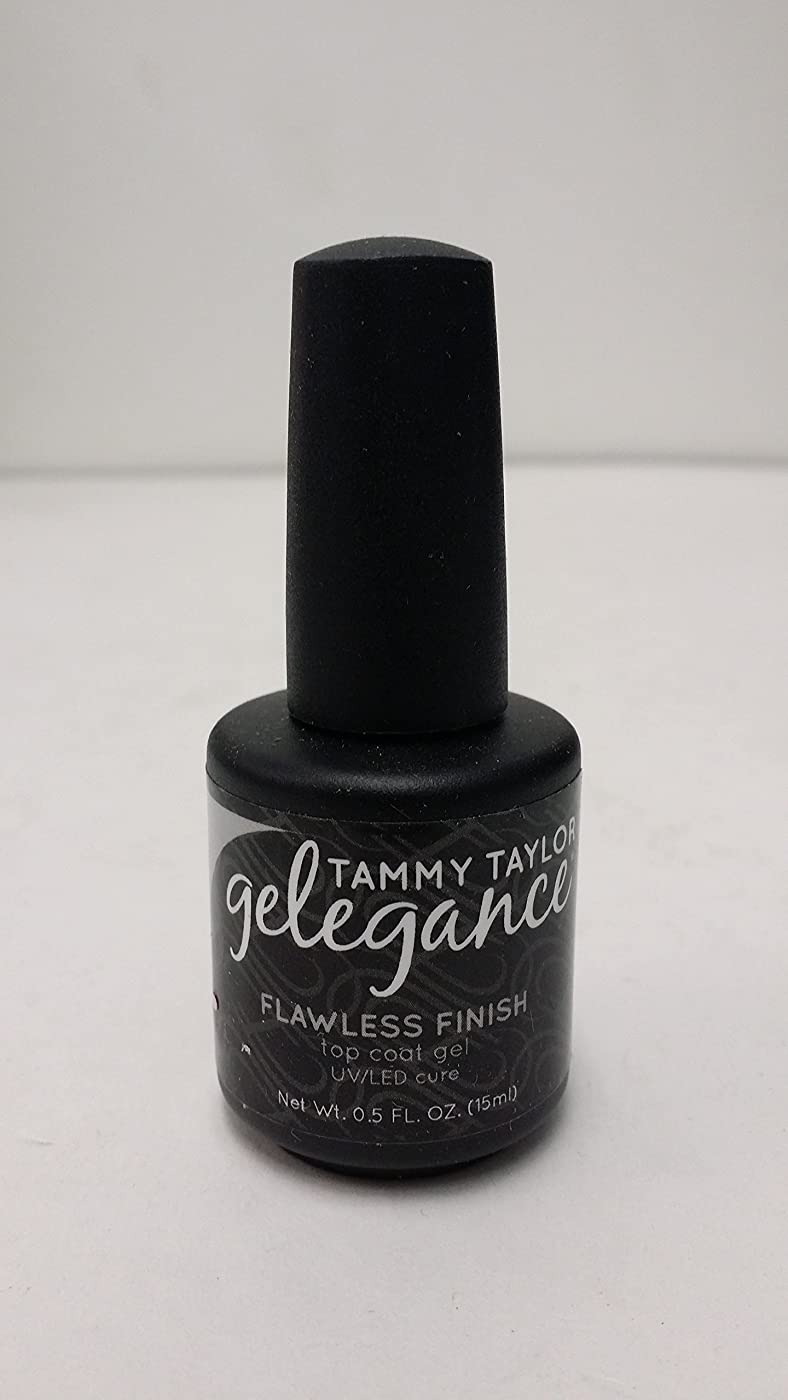 達成可能ホールドオール怒っているTammy Taylor - Gelegance Flawless Finish - 0.5 Oz / 15 mL