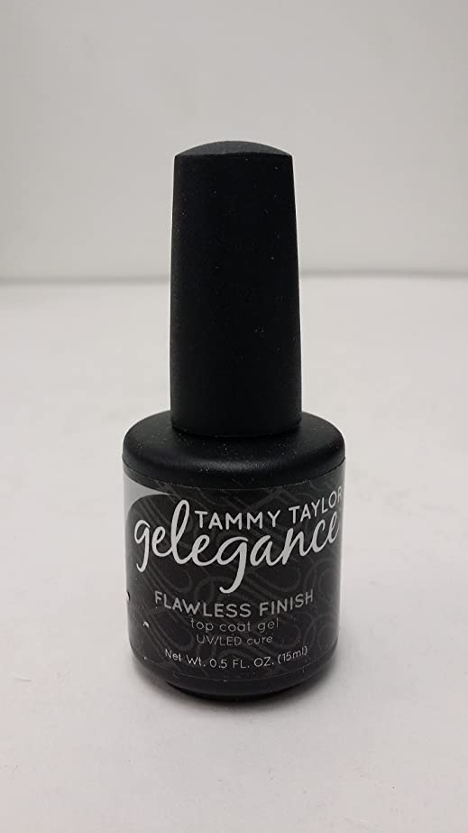帝国完璧排気Tammy Taylor - Gelegance Flawless Finish - 0.5 Oz / 15 mL