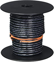 Southwire 11587337 50' 12 Black Solid THHN Wire