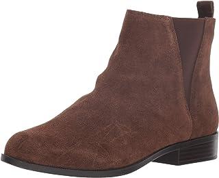 حذاء نسائي من Bandolino يحمل شعار CARNOT Chelsea برقبة طويلة، 6. 5 M US
