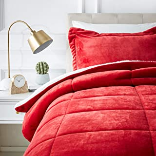 Best red comforter set Reviews