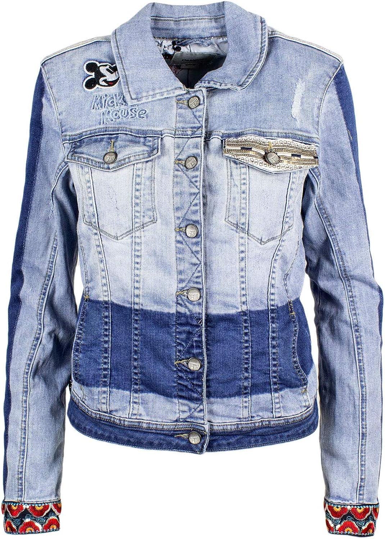 Desigual Jackets Woman Chaq Marguerite 19SWED74