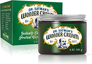 Sponsored Ad - Dr. Sayman's Wonder Cream – Healing Cream for Eczema, Psoriasis, Dermatitis, Rosacea and Rashes / Fast Acti...