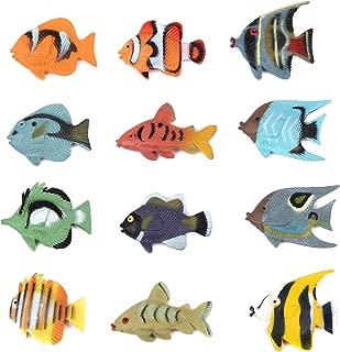 Best little plastic fish Reviews