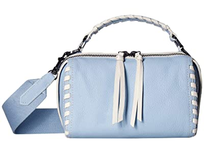 Botkier Nomad Mini Crossbody (Blue Cadet) Handbags