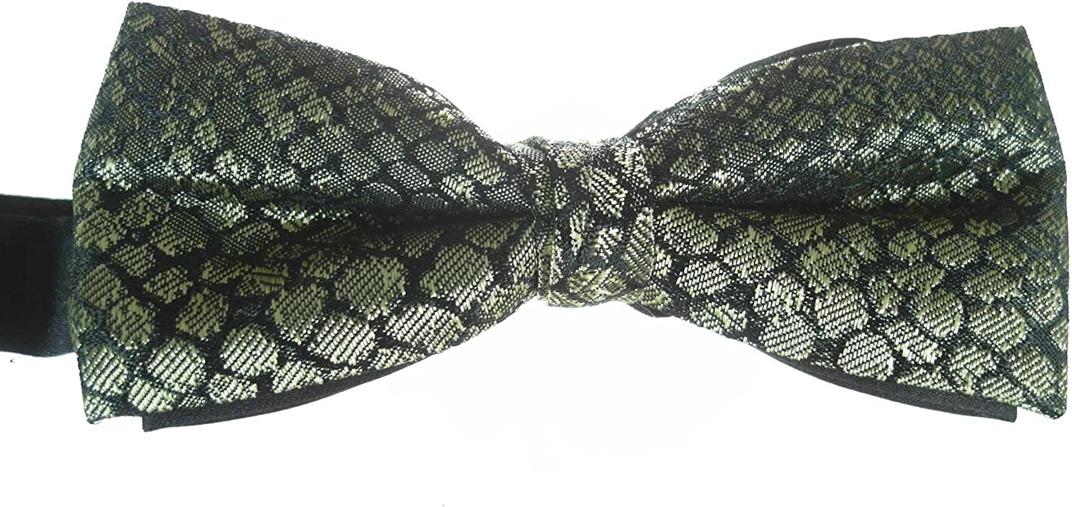 Snake Bow Tie