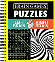Brain Games - Puzzles: Left Brain Right Brain
