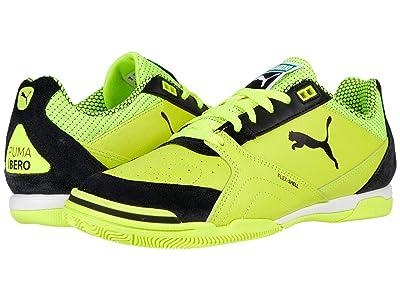 PUMA Ibero (Yellow Alert/Puma Black/Yellow Alert) Shoes