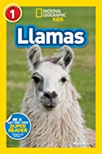 National Geographic Readers: Llamas (L1)