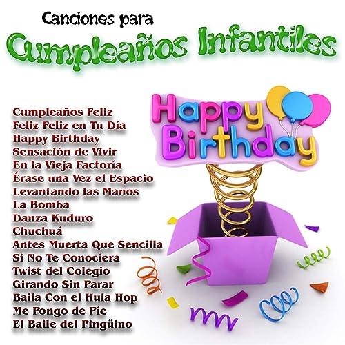 Feliz Feliz en Tu Día by Grupo Colorines on Amazon Music ...