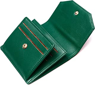 GEEAD Small Wallets for Women RFID Blocking Credit Card Holder Organizer Compact Pocket Wallet
