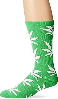 Best lime green huf socks Reviews