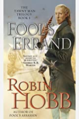 Fool's Errand: The Tawny Man Trilogy Book 1 Kindle Edition