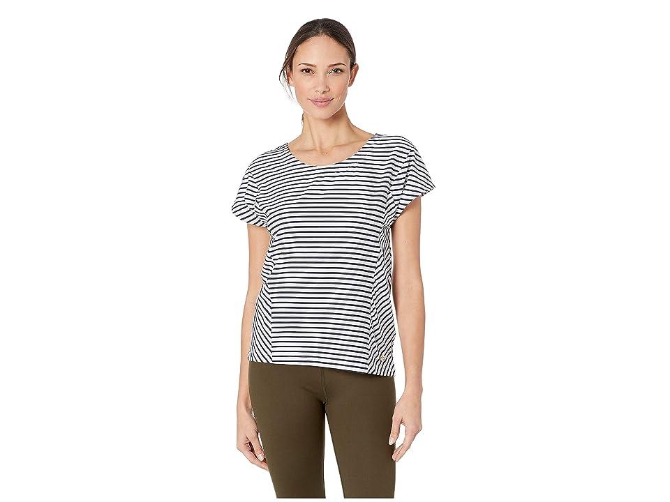 Helly Hansen Siren T-Shirt (Navy Stripe) Women