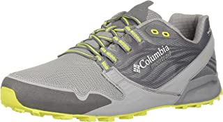 Columbia Men's Alpine Feel the Ground Outdry Trail Running Shoe, Waterproof & Breathable