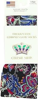 Celeste Stein Therapeutic Compression Socks, Maria, 15-20 mmhg, 1 Pair