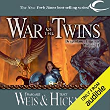 War of the Twins: Dragonlance: Legends, Book 2