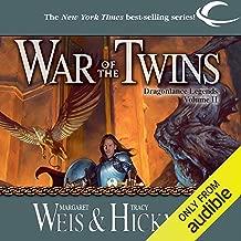War of the Twins: Dragonlance: Legends, Book 2