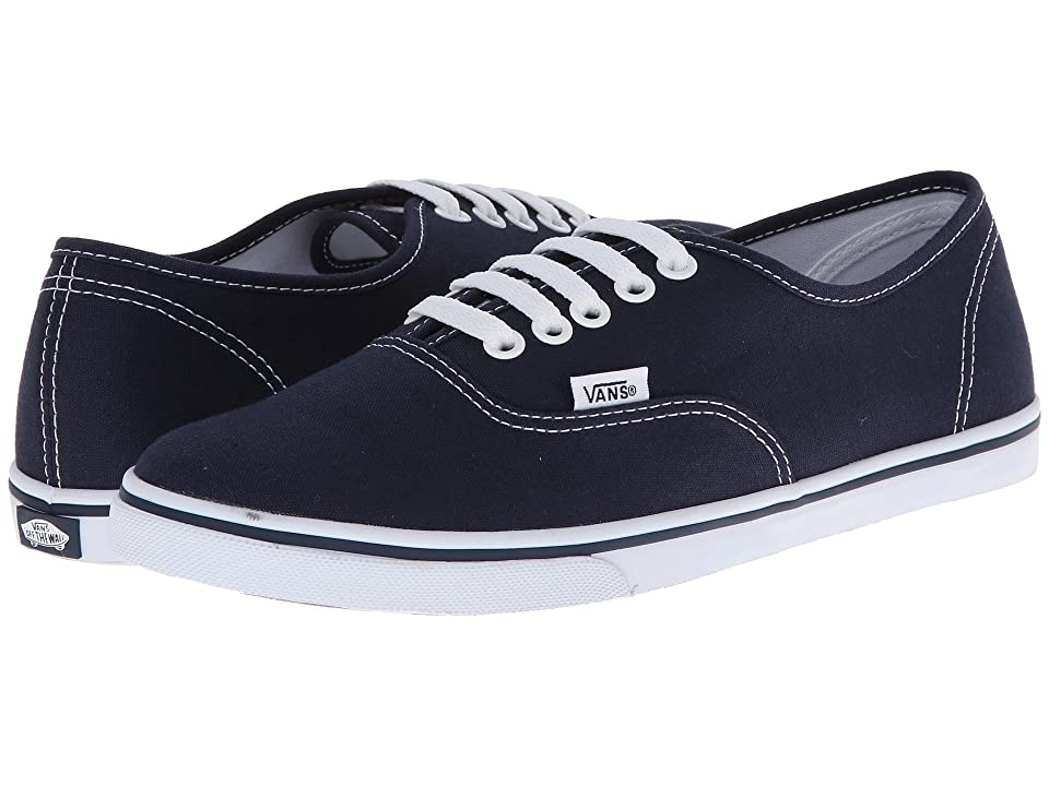 Vans Authentictm Lo Pro (Navy/True White) Skate Shoes