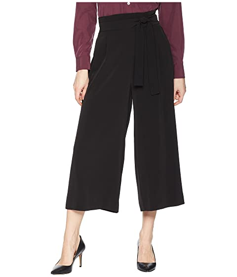 Belted Cropped Trousers from 6PM.COM