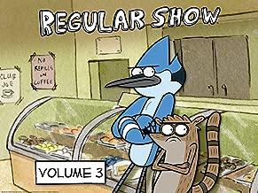 Regular Show Season 3