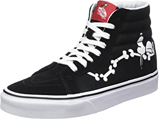 Unisex Adults' Sk8-hi Reissue Leather Trainers